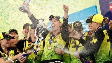 'Australia got T20 World Cup spot on'