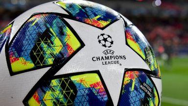 UEFA consider suspending Champions League