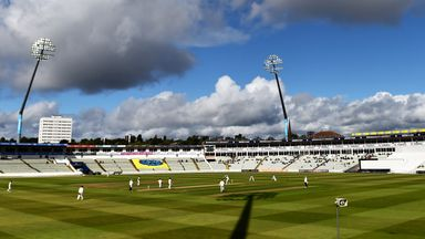 Edgbaston 'ready to go' when fans return