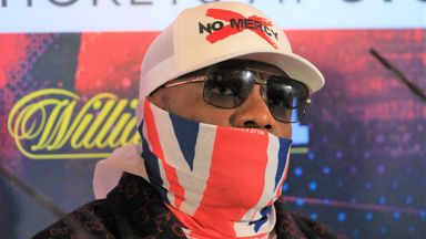 Chisora vows to be even stronger for Usyk