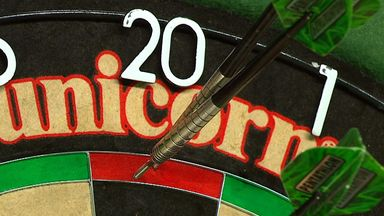 Humphries' double double top checkout