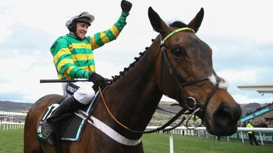 Geraghty: No better feeling than Festival win