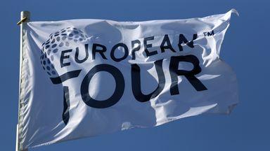 UK Swing to restart European Tour