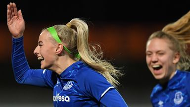 Everton 'excited' by investment in women's team