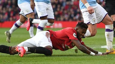 Ref Watch: Did Fred dive?