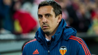 Nev: Decision to join Valencia was my ego