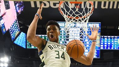 Best of 2019-20 season: Giannis