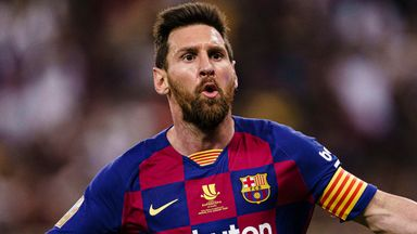 Could Messi end up in the Premier League?