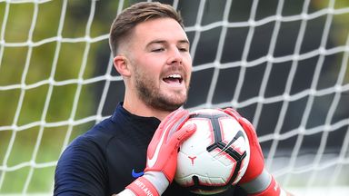 Butland: Harder for goalkeepers at home