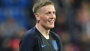 Pickford: Postponing Euros right decision