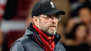 Klopp 'couldn't wait' to return to training