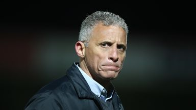 Curle: We need to finish the season