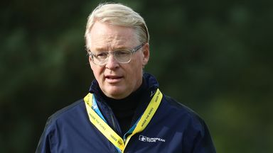 How will the European Tour test golfers?