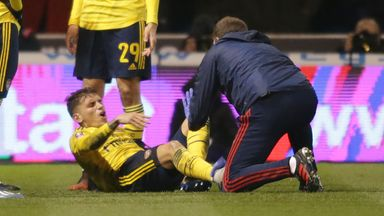 Injured players 'dropping like flies'