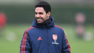'Arteta's symptoms were nothing major'