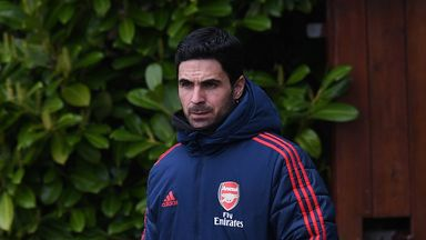 Arteta opens up on coronavirus experience