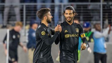 Stunning strikes in MLS goal fest