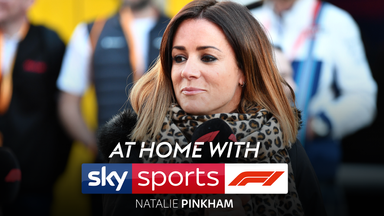 At Home with Sky F1: Natalie Pinkham
