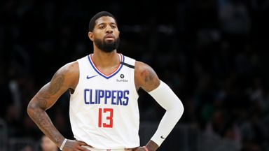 Best of 2019-20: Paul George