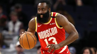 Best of 2019-20: James Harden