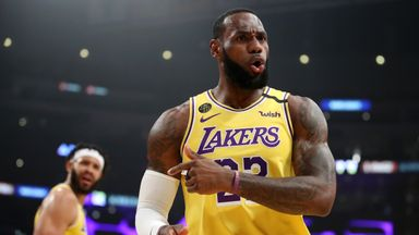 Best of 2019-20 season: LeBron James