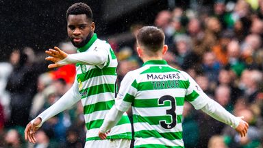 Celtic 5-0 St Mirren