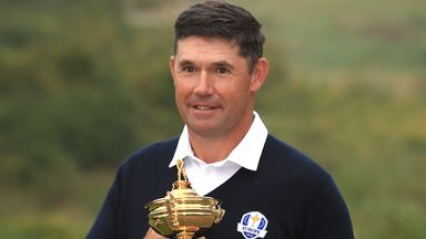 McGinley: Ryder Cup points freeze sensible