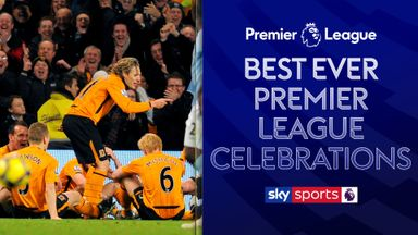 Greatest ever PL goal celebrations!