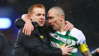 Celtic champions as Scottish Prem ended