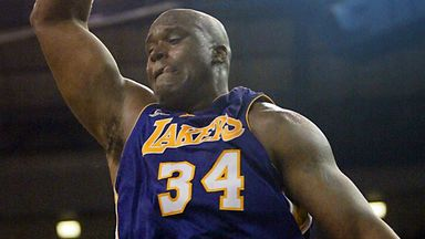 Diesel power! Shaq's greatest plays
