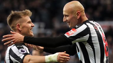 Bruce 'delighted' by Shelvey, Ritchie deals