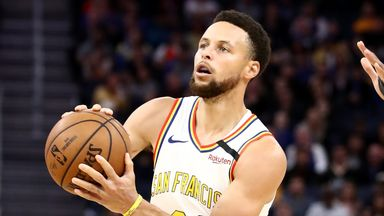 Curry: I'm ready to play ball