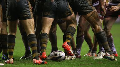 Super League suspended