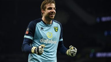 Krul: Beating Man City my highlight