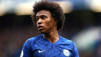 Joorabchian: No talks with Spurs over Willian
