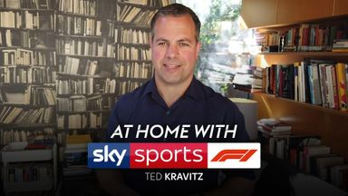 At Home with Sky F1: Ted Kravitz