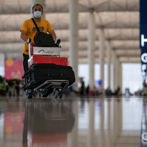 Travel quarantine is a blow to airlines