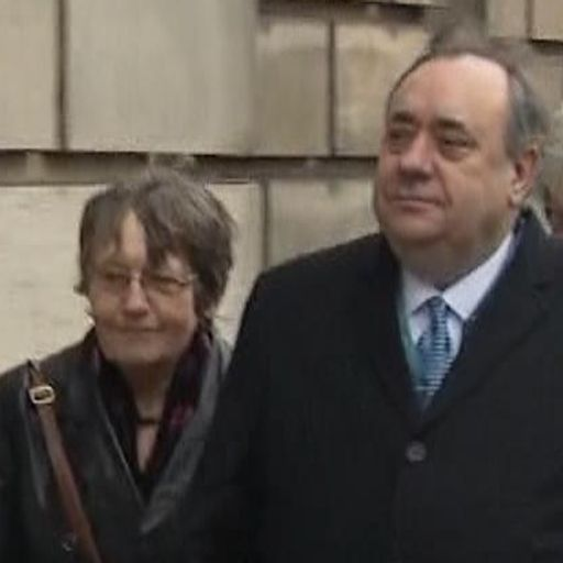 Alex Salmond trial: