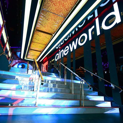Cineworld delays reopening of UK cinemas by more than two weeks