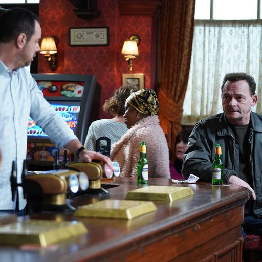 Coronavirus: Filming of EastEnders suspended until further notice