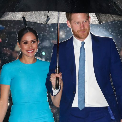 Harry and Meghan sign Netflix deal to make films and documentaries