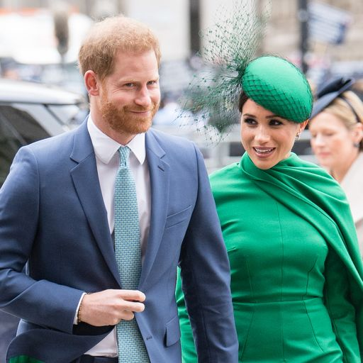 12 things we learnt from new book about Harry and Meghan
