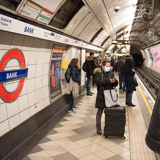LIVE: London Underground driver tests positive for coronavirus - reports