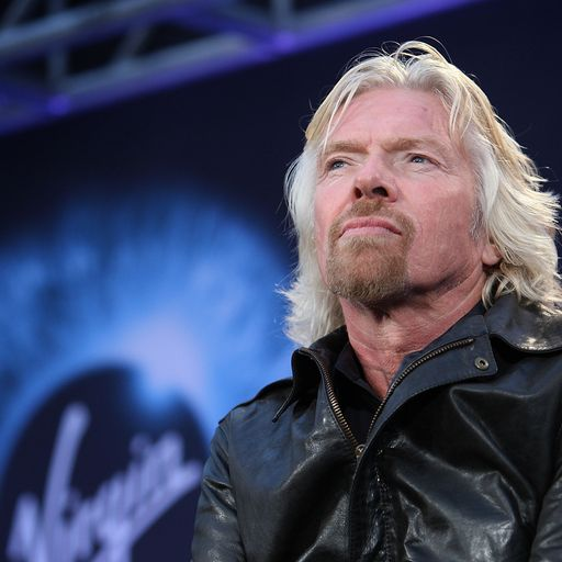 Coronavirus: Branson defers Virgin brand payments