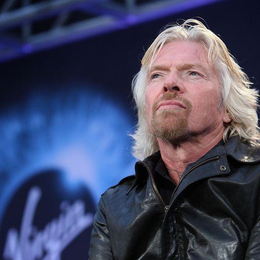 Coronavirus: Branson defers Virgin brand payments