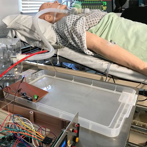 Prototype ventilators could be mass-produced to ease NHS pressure
