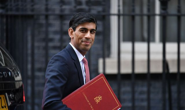 Coronavirus: Chancellor Rishi Sunak unveils new measures to SME loan scheme