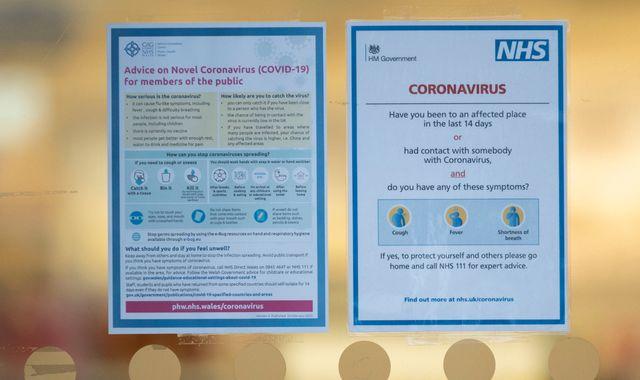 Coronavirus: NHS volunteers scheme nears 750k target