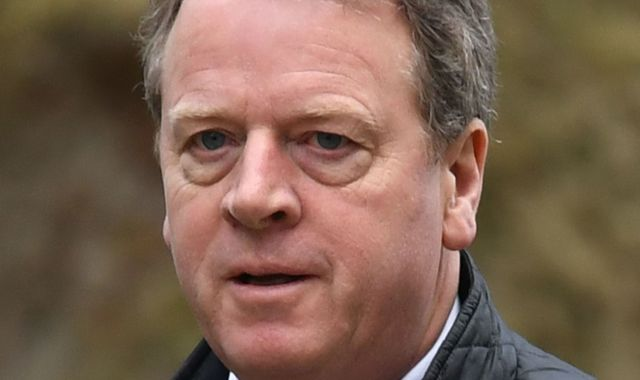 Coronavirus: Scottish Secretary Alister Jack self-isolating after showing symptoms