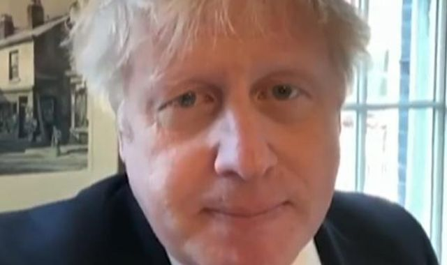 Coronavirus: Boris Johnson is 'not on a ventilator' after spending night in intensive care